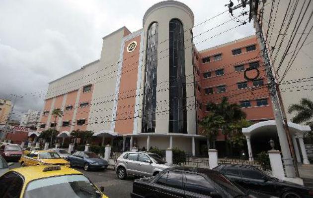 Detectan casos de la bacteria KPC en el Hospital Santo Tomás en medio de la COVID-19