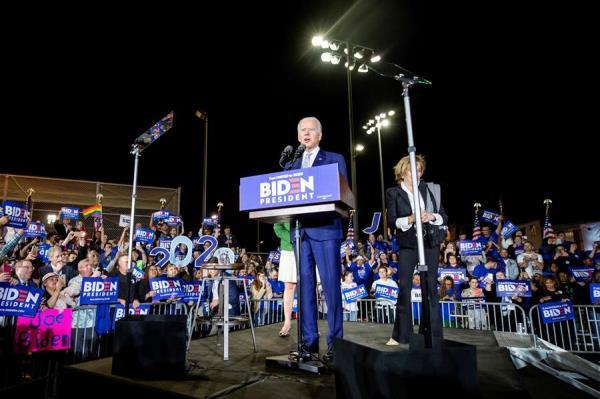 Donald Trump pide a Joe Biden que se haga un test de drogas antes del debate del martes