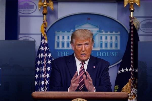El diario The New York Times accede a los impuestos de Donald Trump y revela grandes deudas