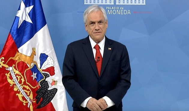 Chile lanza ambicioso plan de incentivos