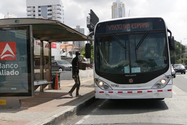 Mi Bus refuerza operaciones con unos 10 mil viajes a partir de este lunes 28 de septiembre
