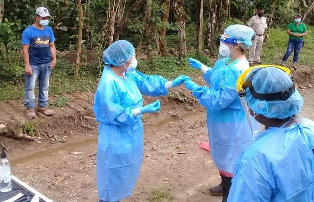 COVID-19 en Panamá: 742 casos nuevos y 8 muertes en las últimas 24 horas