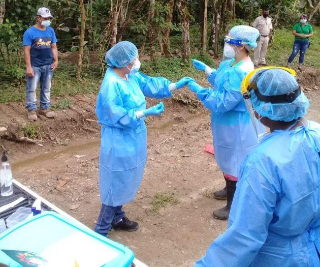 A pesar de baja en casos y positividad de COVID-19 en Panamá, se siguen reportando cifras altas de muertes
