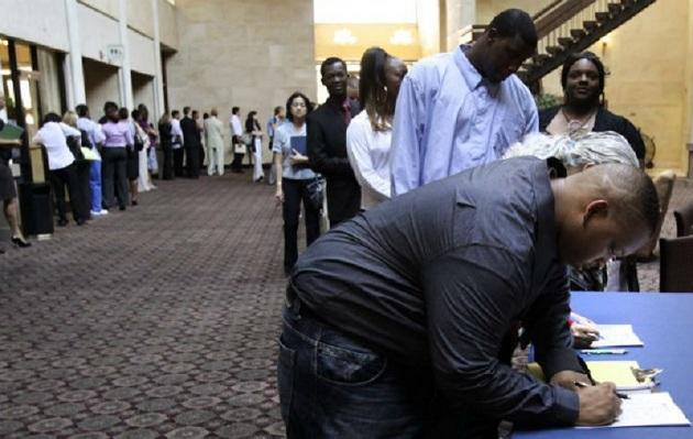 El índice de desempleo en Estados Unidos bajó al 7.9% en septiembre