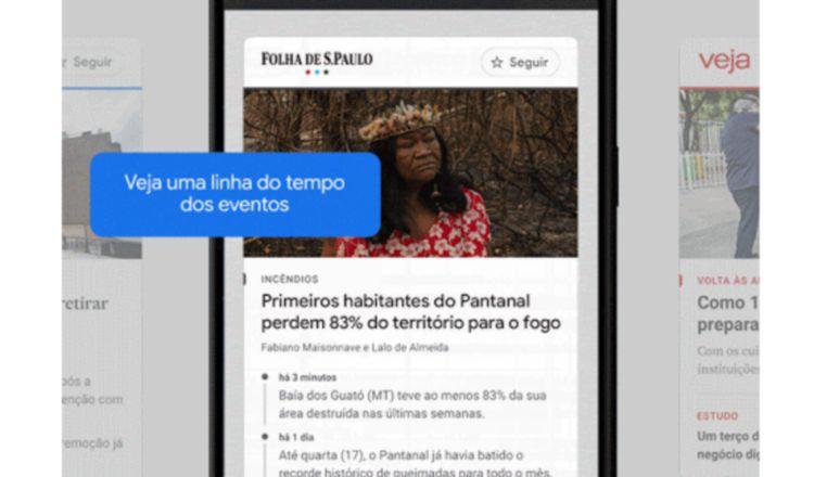 News Showcase: Google pagará a los medios por contenido de alta calidad