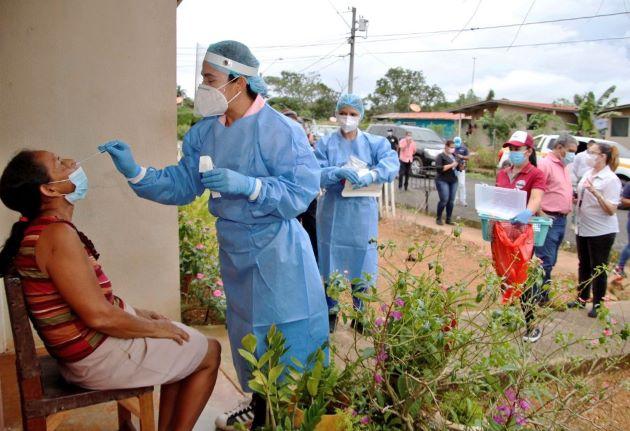 Panamá reporta 691 casos nuevos de COVID-19 y 8 nuevas defunciones a siete meses de pandemia