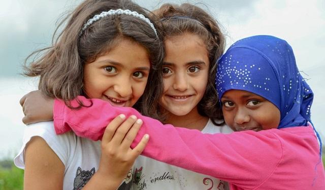 Los niños migrantes y refugiados tienen mucho que ofrecer