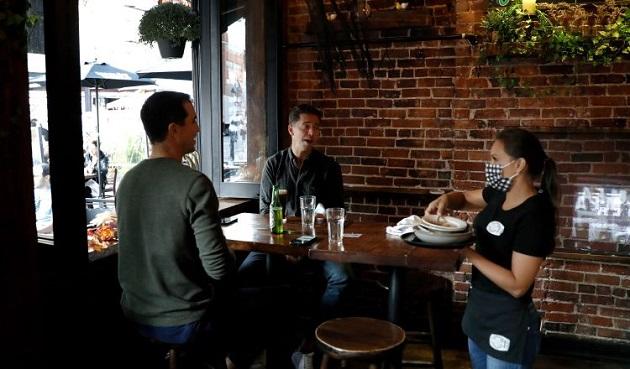 La mitad de los restaurantes de Nueva York podrían cerrar