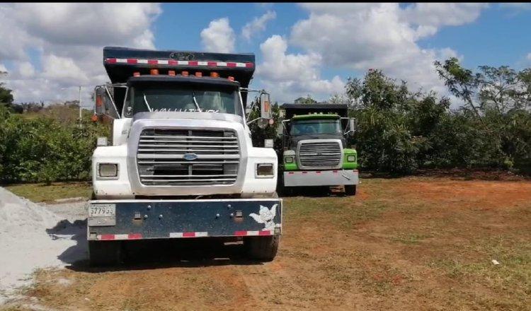 Transportistas de equipo pesado solicitan reactivar su economía