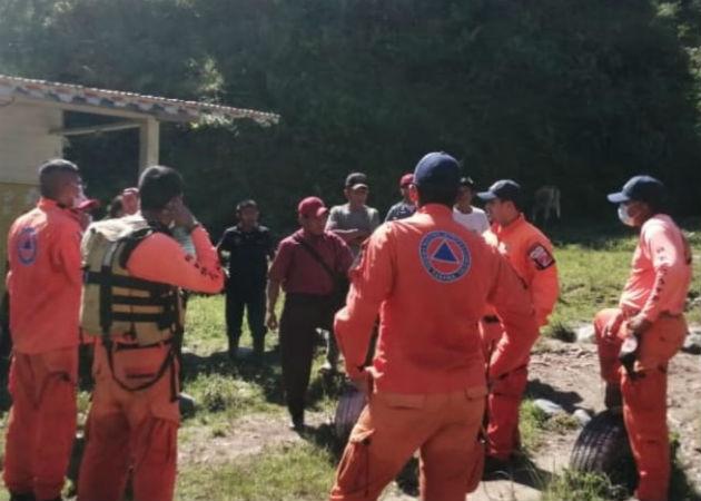 Recuperan cuerpo de menor de 14 años de edad que cayó de un zarzo al río en la comarca Ngäbe-Buglé