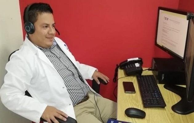 Joven médico contagiado de COVID-19 necesita $1 millón para trasplante de pulmón