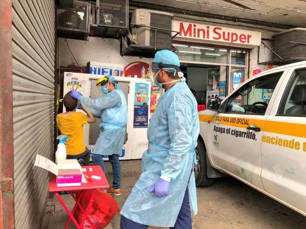 Letalidad de la COVID-19 en Panamá se mantiene en 2.1%; y hay un registro de 116, 602 casos acumulados