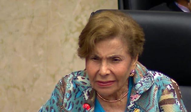 Mayín Correa: 'Motivaciones políticas fueron las que empujaron al presidente Cortizo a vetar el proyecto de ley que sanciona a funcionarios que paralizan obras'