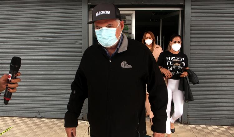 Abogado chavista será demandado por el expresidente Ricardo Martinelli
