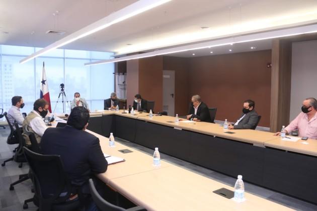 Realizan segunda reunión de mesa tripartita para atender arrendamientos comerciales