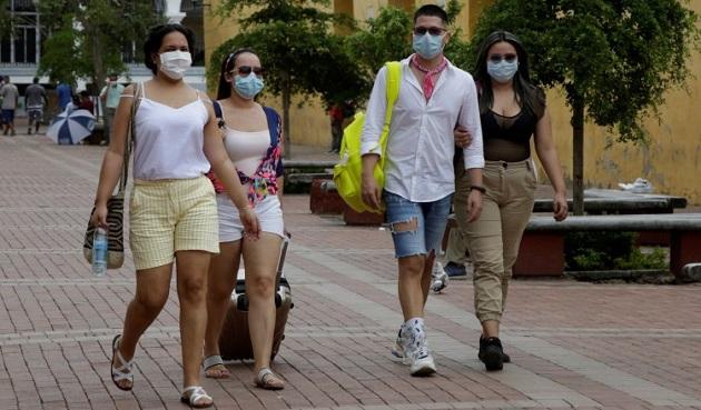 El turismo internacional en México cayó 62.2% interanual