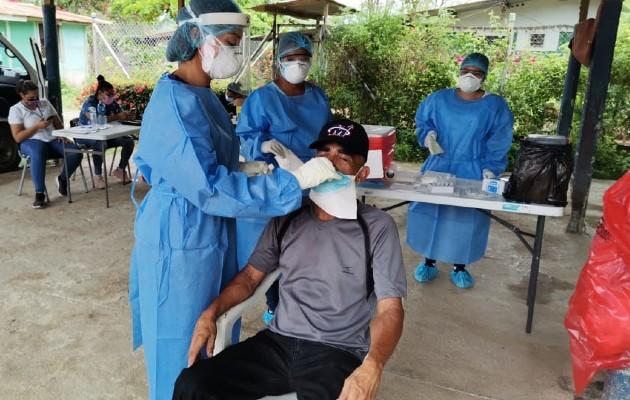 Casos de COVID-19 se elevan a 120,802 en las últimas 24 horas en Panamá