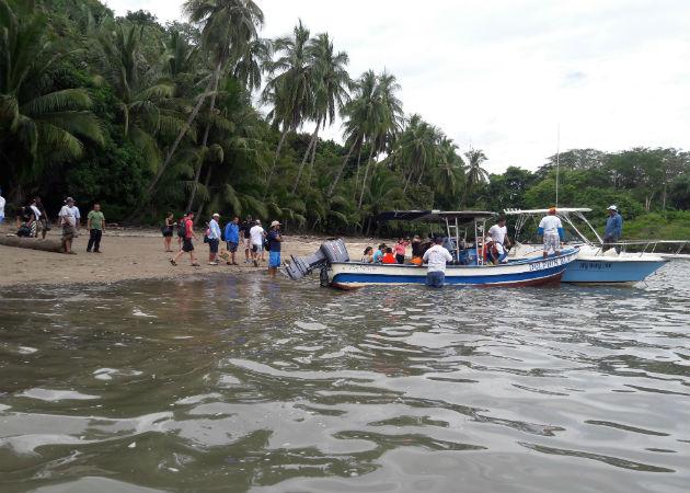 Dos hombres con heridas de consideración tras duelo a machetazos en Isla Leones, distrito de Montijo