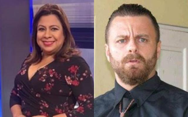 Castalia Pascual genera controversia por su comentario sobre el 'Salvaje Bill', la esposa del detenido lo defiende