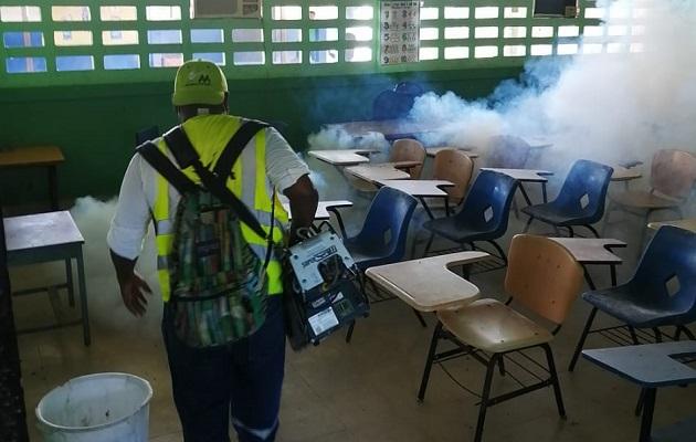 Meduca ha detectado más de mil escuelas sin suministro permanente de agua