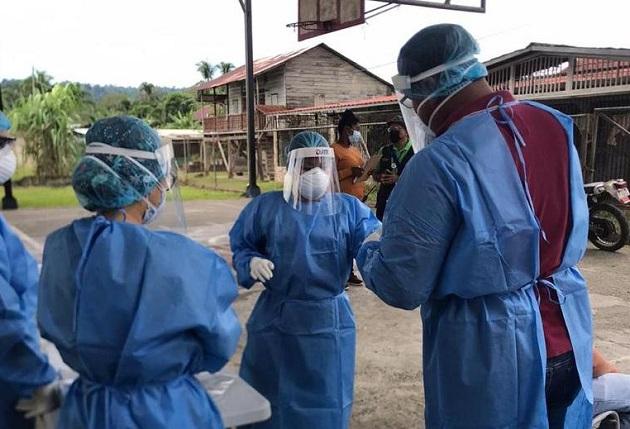 Organización Panamericana de la Salud destaca disminución de muertes por COVID-19 en Panamá