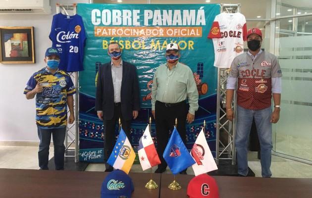 Béisbol mayor suma nuevo patrocinador: Cobre Panamá
