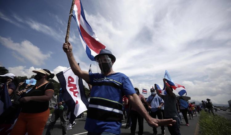 Costa Rica obligada a replantear un diálogo fiscal tras intento fallido