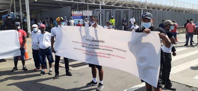 Cierre a la altura del Mercado de Marisco, pescadores rechazan proyecto de ley 131
