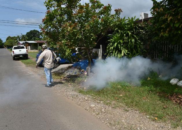 Autoridades de Salud confirman aumento en los casos de dengue en Chiriquí
