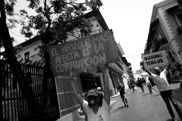 El grito de los excluidos, Panamá: por trabajo, justicia y vida