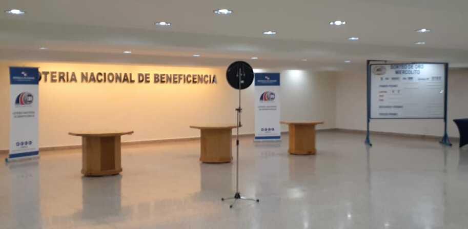 Lotería Nacional de Beneficencia tiene todo listo para el sorteo de este domingo