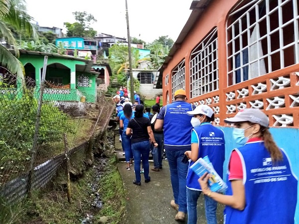 Panamá sobrepasa los 100 mil pacientes recuperados de COVID-19