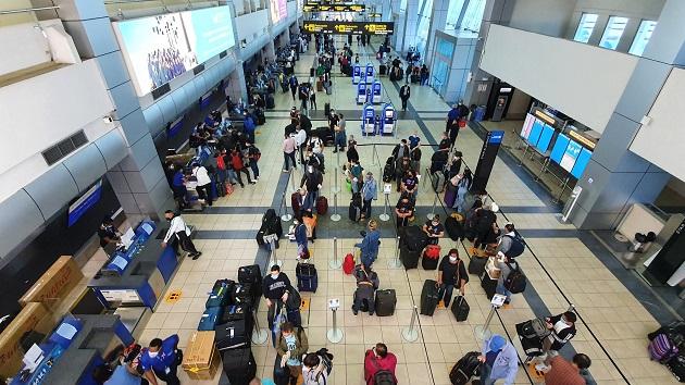 Aeropuerto Internacional de Tocumen movilizó54 mil 041 pasajeros tras su reapertura de vuelos comerciales