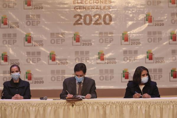 La investidura del nuevo presidente de Bolivia, Luis Arce, será el próximo 8 de noviembre