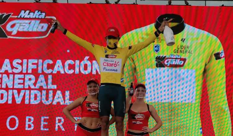Roberto González y la selección de ciclismo avanzan hacia sus metas en Guatemala