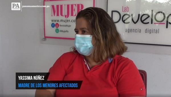 [VIDEO] Madre pide ayuda para sus cuatro hijos que padecen de una enfermedad rara