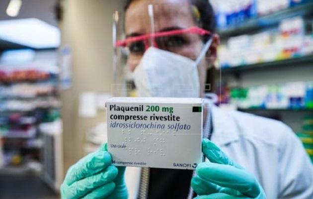 Ante posibles rebrotes de COVID-19, médicos panameños piden uso temprano de la hidroxicloroquina