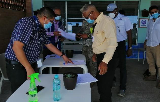 Minsa instala centro operativo local de trazabilidad en el distrito de Portobelo para controlar  el contagio comunitario de COVID-19