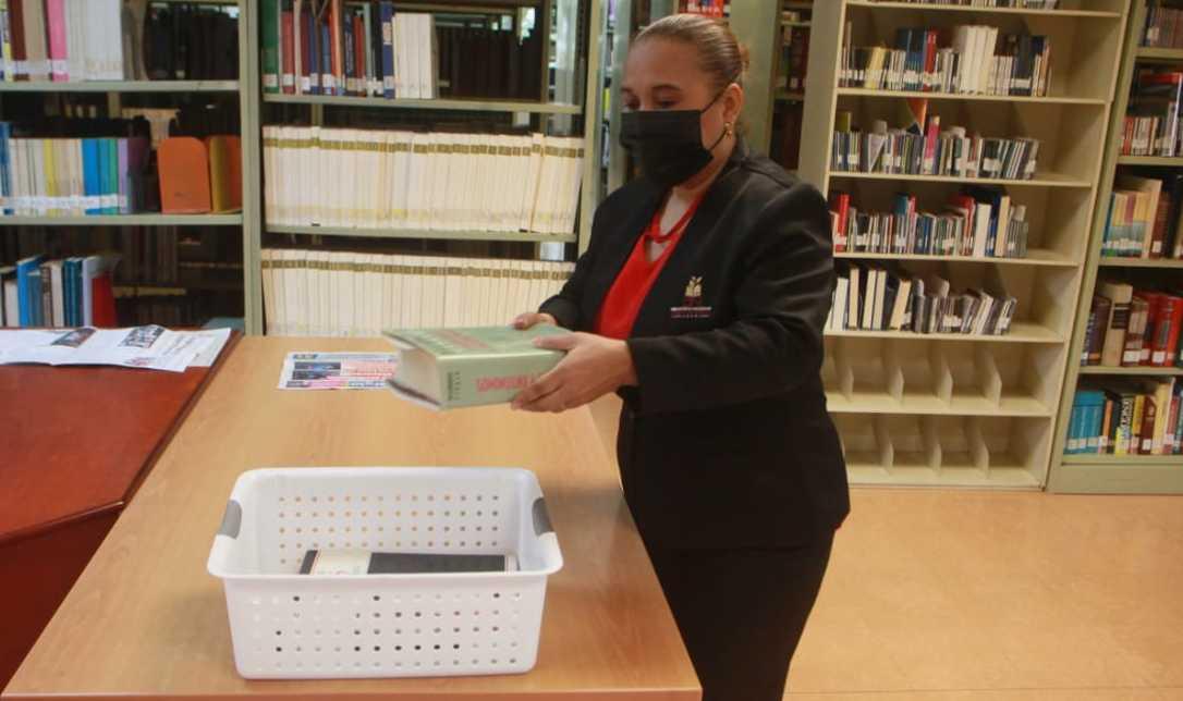 Bibliotecas permanecen vivas en tiempos de pandemia de la COVID-19