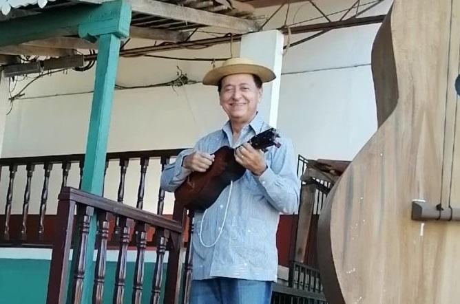 Colaquito Cortez presenta la canción 'Jerusalema' al estilo panameño