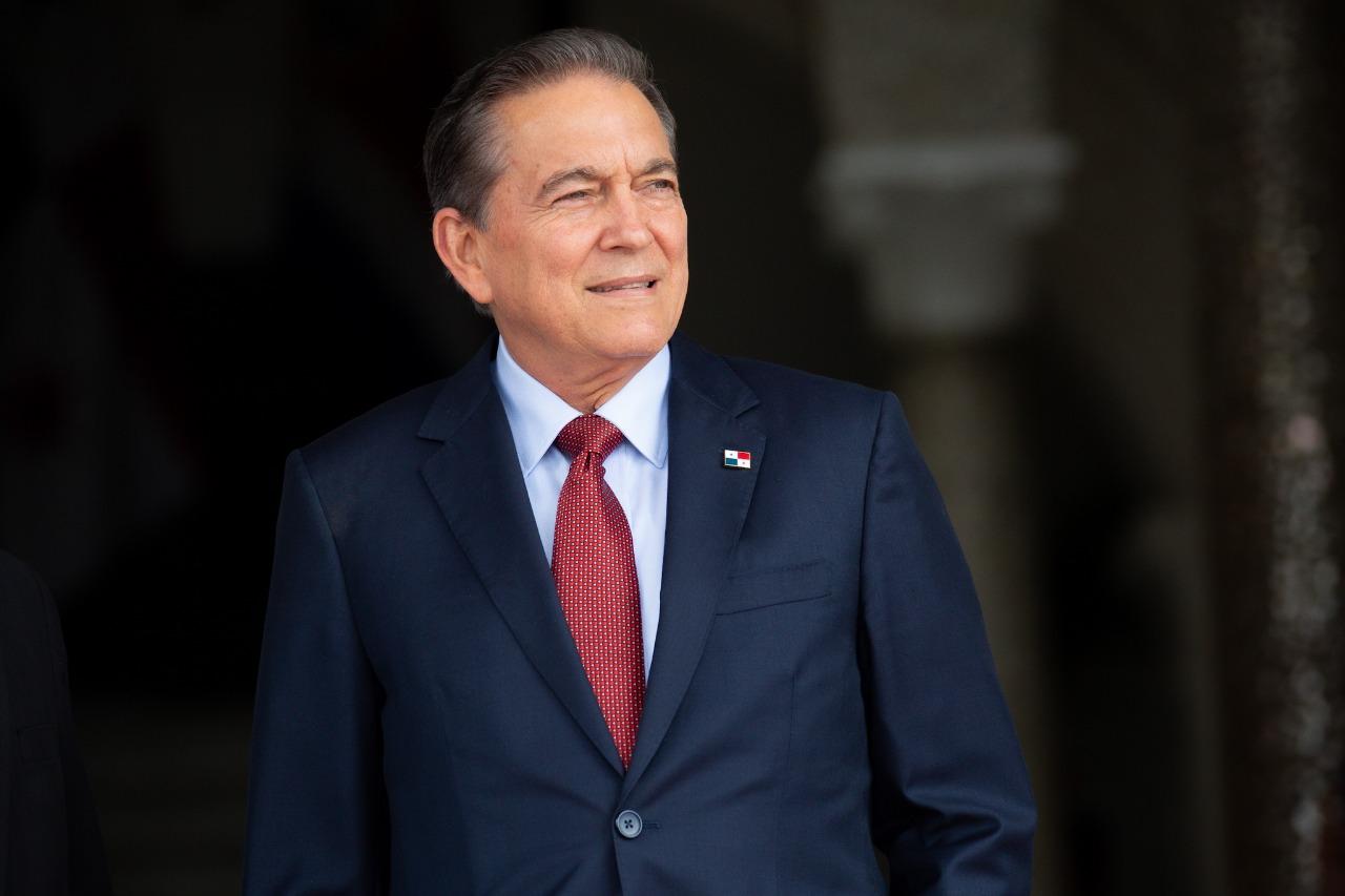 Colaborador cercano al presidente Laurentino Cortizo da positivo a la COVID-19, el mandatario no presenta la enfermedad