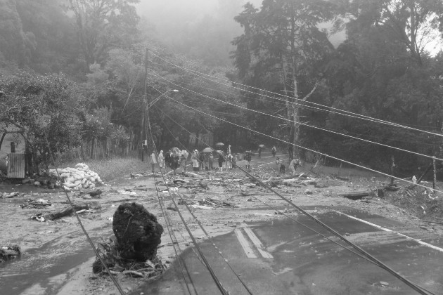 ¡No es cierto!, Panamá no está exenta de la ferocidad de la naturaleza