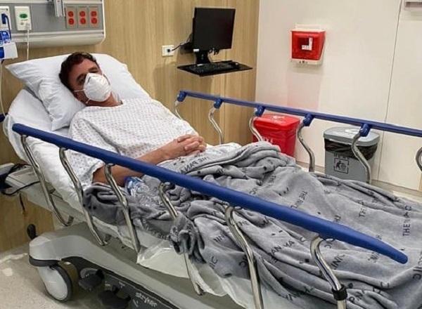 Piden orar por la salud del contralor Gerardo Solís, hospitalizado por COVID-19