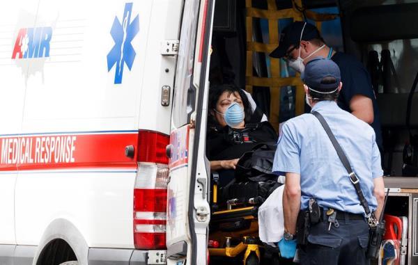 Nueva York teme estar cerca de una 'segunda ola' del coronavirus