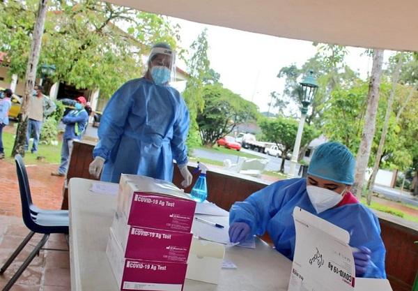 Restricciones en algunas zonas de Veraguas para controlar la COVID-19 podrían volver