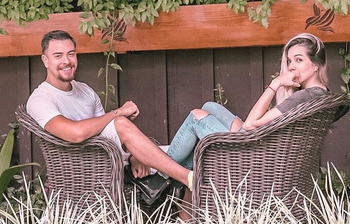 BK y Julia Honings anunciaron el nacimiento de su hija
