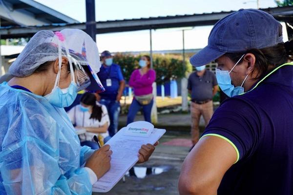 Ministerio de Salud reporta el aumento de casos de COVID-19 en Chiriquí