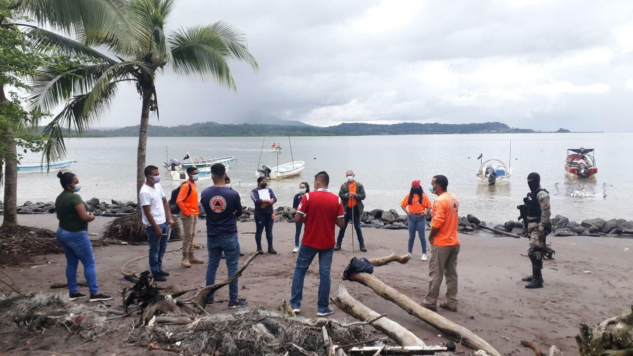 Preparan albergues en Panamá Oeste ante  el mal tiempo