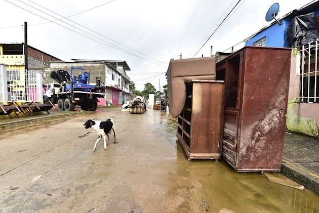 La ONU apresura su operación humanitaria en Centroamérica por el huracán Iota