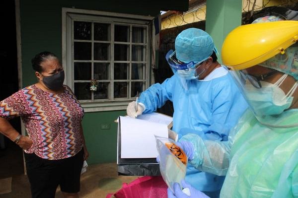 Autoridades de salud piden blindar la 'burbuja familiar' para evitar el repunte de casos en Panamá Oeste